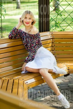 Anna from Kharkov 23 years - look for a man. My small public photo.