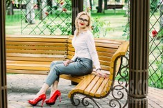 Olesya from Kharkov 44 years - wants to be loved. My small public photo.