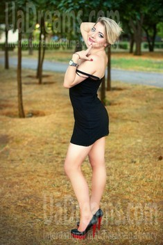 Lesya from Zaporozhye 27 years - girl for dating. My small public photo.
