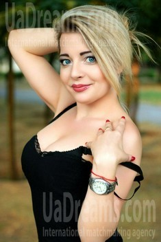 Lesya from Zaporozhye 27 years - attractive lady. My small public photo.