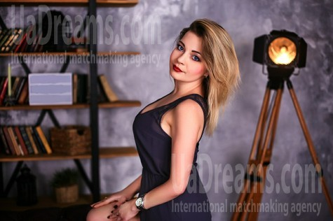Lesya from Zaporozhye 28 years - amazing appearance. My small public photo.