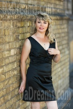 Tamila from Kremenchug 42 years - look for fiance. My small public photo.