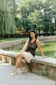 Lyuba from Ivanofrankovsk 45 years - ukrainian woman. My small public photo.