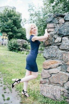 Ira from Cherkasy 35 years - Warm-hearted girl. My small public photo.