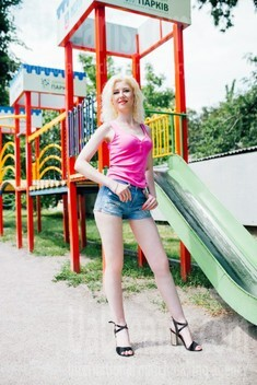 Ira from Cherkasy 34 years - Kind-hearted woman. My small public photo.
