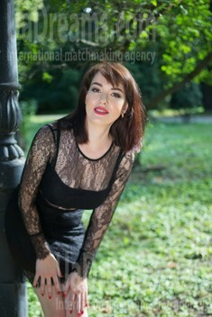 Olga from Sumy 40 years - desirable woman. My small public photo.