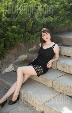 Olga from Sumy 40 years - introduce myself. My small public photo.