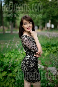 Olga from Sumy 40 years - attentive lady. My small public photo.
