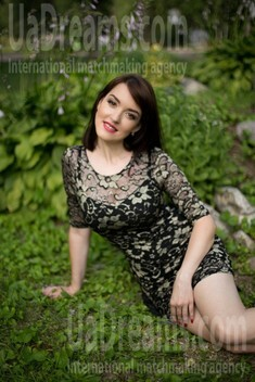Olya from Sumy 40 years - carring woman. My small public photo.