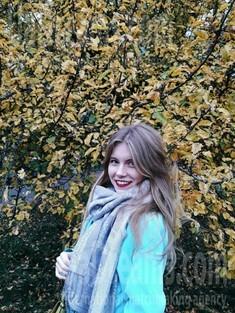 Sveta from Kiev 19 years - eyes lakes. My small public photo.