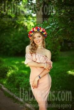 Sveta from Kiev 19 years - sunny smile. My small public photo.
