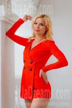 Lilia from Lutsk 31 years - bright smile. My small public photo.