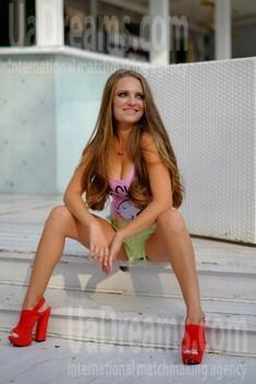 Snezhana from Odessa 27 years - attractive lady. My small public photo.