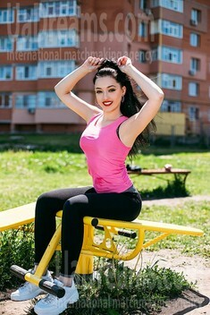Diana from Sumy 22 years - sunny smile. My small public photo.