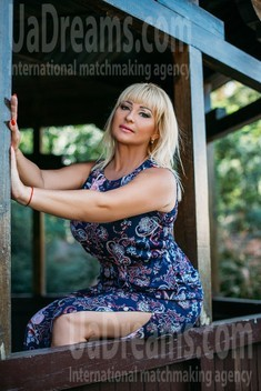 Tanya from Sumy 57 years - wants to be loved. My small public photo.
