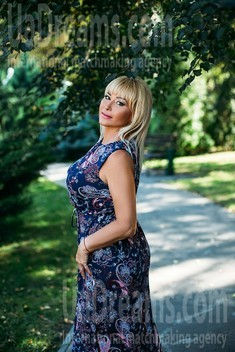 Tanya from Sumy 57 years - nice fiancee. My small public photo.