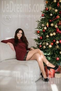 Yana from Dnipro 30 years - single russian woman. My small public photo.