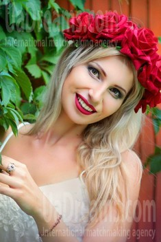 Sofia from Zaporozhye 31 years - intelligent lady. My small public photo.