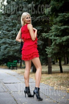 Sofia Zaporozhye 33 y.o. - intelligent lady - small public photo.