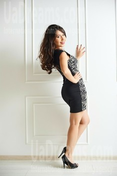 Liubov from Ivanofrankovsk 34 years - loving woman. My small public photo.