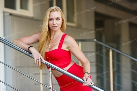 Irina Kremenchug 38 y.o. - intelligent lady - small public photo.