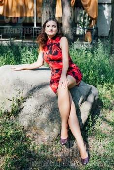 Oksana from Cherkasy 41 years - soft light. My small public photo.
