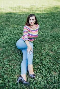 Oksana from Cherkasy 41 years - easy charm. My small public photo.