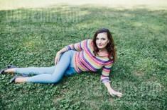 Oksana from Cherkasy 41 years - bright smile. My small public photo.