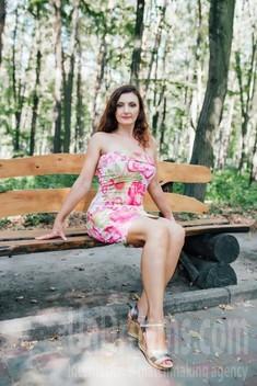 Oksana from Cherkasy 41 years - eyes lakes. My small public photo.