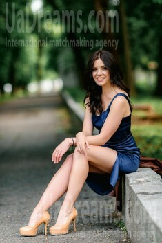 Tanya from Poltava 33 years - single russian woman. My small public photo.