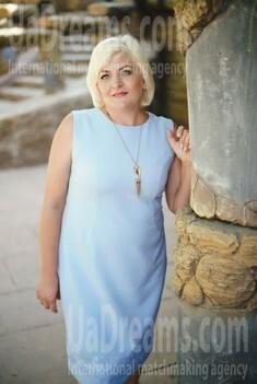 Larisa 51 years - future wife. My small public photo.