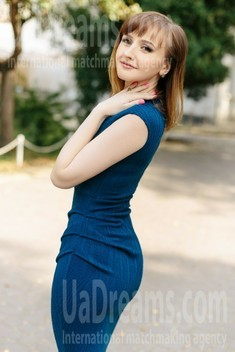 Olesia from Ivanofrankovsk 29 years - easy charm. My small public photo.
