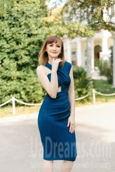 Olesia from Ivanofrankovsk 28 years - charm and softness. My small public photo.