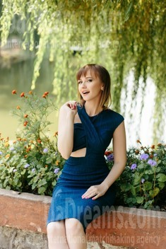 Olesia from Ivanofrankovsk 28 years - cat's-paw. My small public photo.