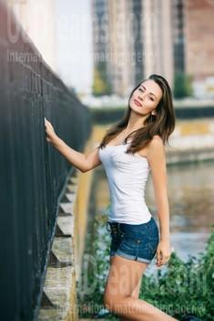 Irinka from Cherkasy 27 years - beautiful and wild. My small public photo.