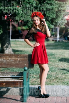 Irinka from Cherkasy 27 years - introduce myself. My small public photo.