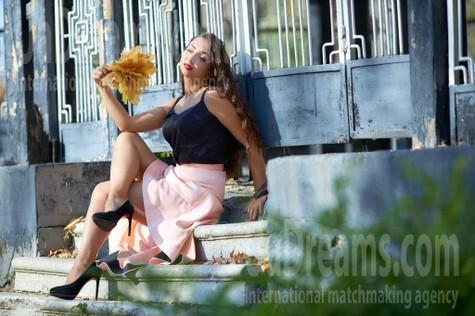 Yulia from Kremenchug 34 years - intelligent lady. My small public photo.
