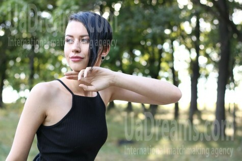 Dana from Poltava 23 years - beautiful and wild. My small public photo.