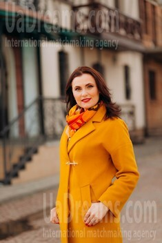 Vera from Lutsk 50 years - eyes with love. My small public photo.