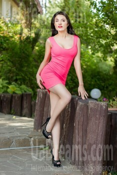 Angelina from Kharkov 24 years - sunny smile. My small public photo.