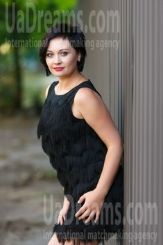Lena from Kremenchug 37 years - desirable woman. My small public photo.