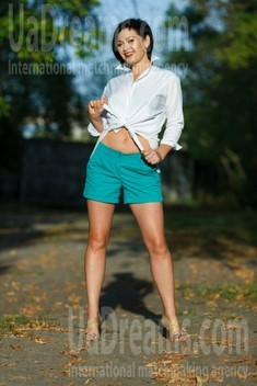 Lena from Kremenchug 37 years - look for fiance. My small public photo.
