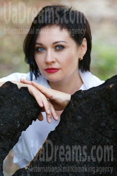 Lena from Kremenchug 36 years - girl for dating. My small public photo.