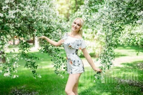 Julia from Kharkov 28 years - future wife. My small public photo.