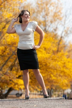 Anna from Kremenchug 33 years - desirable woman. My small public photo.