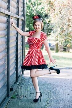 Olenka from Cherkasy 40 years - good mood. My small public photo.