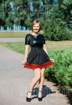 Olenka from Cherkasy 40 years - Music-lover girl. My small public photo.