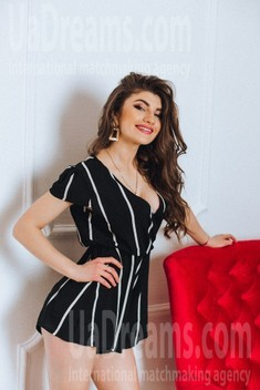 Nina from Poltava 22 years - searching life partner. My small public photo.