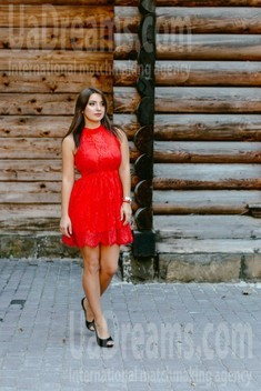 Zhenya from Ivanofrankovsk 26 years - future bride. My small public photo.