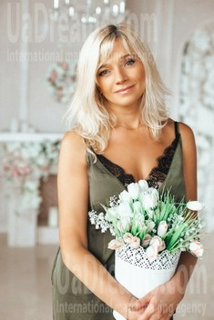Victoria from Poltava 46 years - future wife. My small public photo.